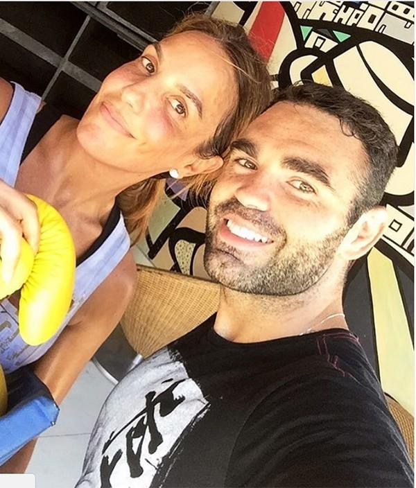 Ivete Sangalo e Chico Salgado (Foto: Reprodução Instagram)
