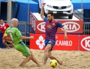 Barcelona derrota Seattle nos pênaltis (Foto: Gaspar Nobrega)