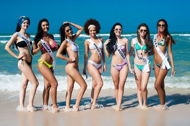 Miss Brasil (Foto: Lucas Ismael/Divulgação)