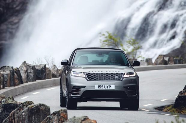 Range Rover Velar First Edition (Foto: Divulgação)