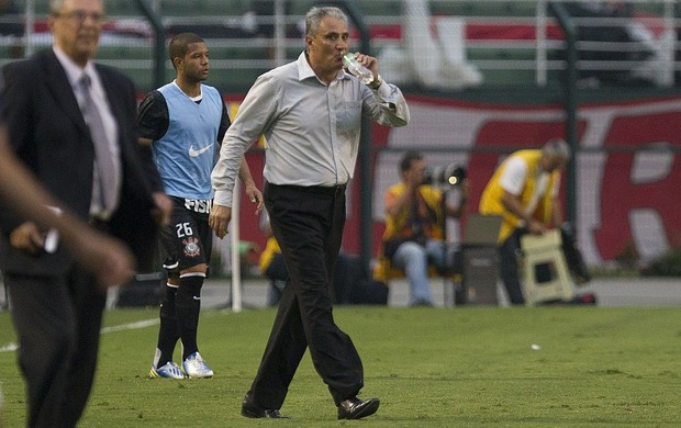 Tite Corinthians Pacaembu (Foto: Daniel Augusto Jr./ Agência Corinthians)