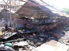 Após incêndio, prefeitura defende transferência de feirantes na capital