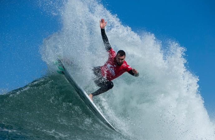 Joel Parkinson Hossegor Circuito Mundial de Surfe (Foto: Reprodução / Twitter)