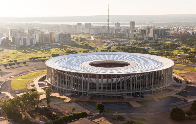 estádio brasília estádio nacional (Foto: Divulgação  )