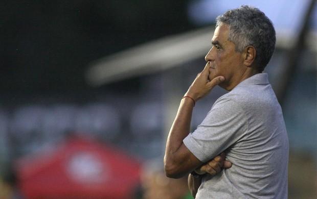 Gaucho técnico do Vasco (Foto: Luciano Belford / Ag. Estado)