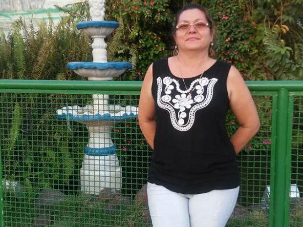 Clara Elisa, 42 anos, morreu em hospital de Barreiras (Foto: Reprodução / Facebook)