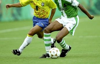 Ronaldo ainda lamenta, e Kanu exalta o feito da Nigéria nos Jogos de 1996
