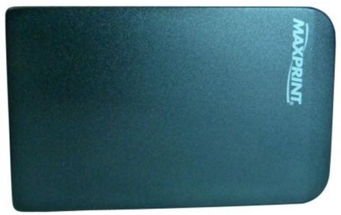 Case para HD externo de 2,5 Maxprint (Foto: Divulgação/Maxprint)
