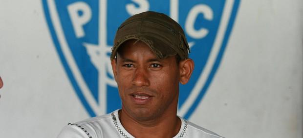 Vélber foi um jogador do Pará que participou das maiores conquistas do Paysandu (Foto: Marcelo Seabra/O Liberal)