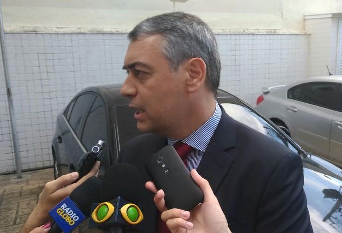 Cacá Cardoso Fluminense (Foto: Vicente Seda)