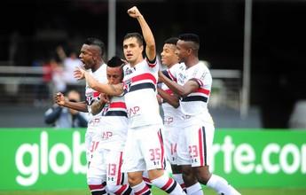 Promessa faz primeiro gol, São Paulo bate Ponte Preta e embala na tabela