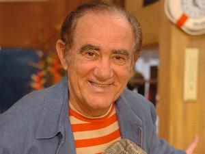 Humorista Renato Aragão interpreta o personagem Didi (Foto: Márcio de Souza/TV Globo)