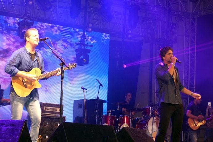 Victor e Leo Festeja Curitiba (Foto: Divulgação/RPC)