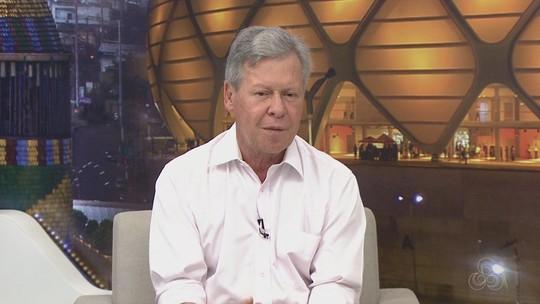 Reeleito, Artur Neto prevê 1º ano de gestão difícil: 'Não tem lua de mel', diz
