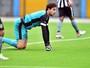 Ricardo defende Helton, mas admite mudança no gol; Sidão se diz pronto