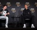 """Cristiano Ronaldo diz não ter rivalidade com Messi: """"Há um respeito mútuo"""""""
