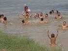 'Podia ter placa avisando', diz morador sobre falta de segurança em lagoa