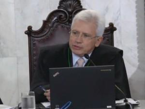 Decisão do TCE-PR mantém Durval Amaral na relatoria das contas do governo estadual de 2014 (Foto: Reprodução/ TCE-PR)