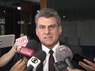 Temer se licencia, e senador Romero Jucá assume presidência do PMDB