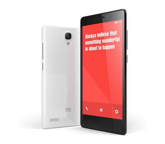 Redmi Note 2 é um foblet com configurações mais simples e tela avantajada (Foto: Divulgação/Xiaomi)