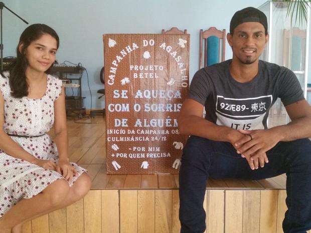 1348d7f596bc8 G1 - Jovens arrecadam roupas para doar a moradores de rua de Porto ...