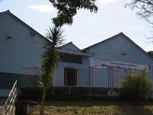 Casa funcionará na antiga Escola Municipal Joaquim Rodrigues em Divinópolis (Foto: Missão Maria de Nazaré/Divulgação)