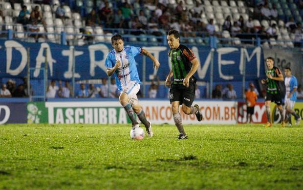 Rodriguinho Paysandu x América-MG (Foto: Thiago Gomes / Futura Press)