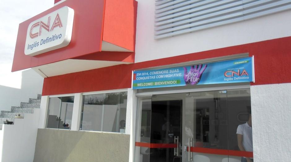 Unidade do CNA em Santa Cruz do Capibaribe (PE) (Foto: Divulgação)