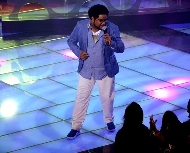 Marquinho (Foto: Rede Globo/The Voice)