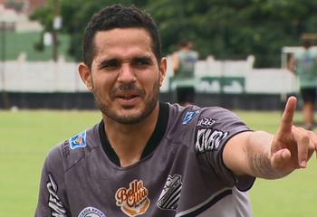 Marcelo Henrique, goleiro do Comercial (Foto: Reprodução EPTV)