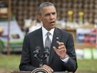 Obama diz ver 'imperativo moral' dos EUA em alimentar a África