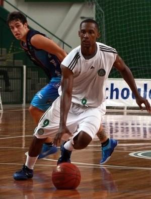 Caleb Brown Palmeiras basquete (Foto: Fabio Menotti/Divulgação)