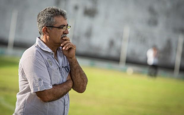 Marcos Mendonça não é mais técnico do Coritiba (Foto: Filippe Araújo/FSF)