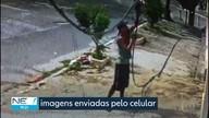 Homem é flagrado roubando fios de cobre em Boa Viagem