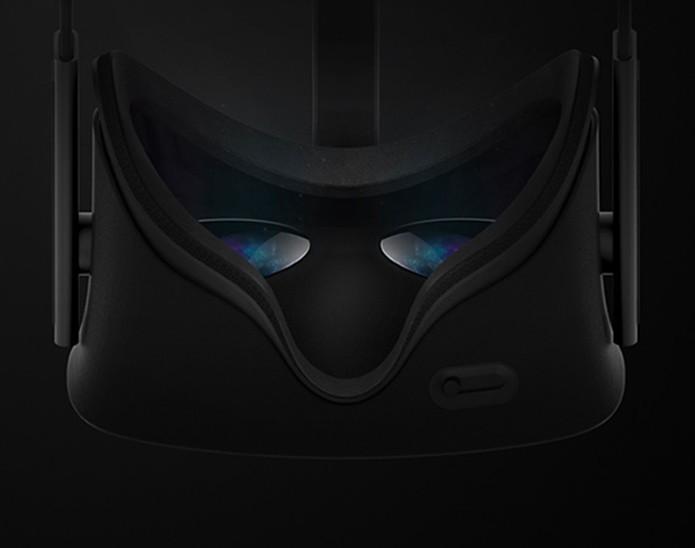 Versão final do Oculus Rift chega ao mercado no início de 2016 (Foto: Reprodução/Oculus) (Foto: Versão final do Oculus Rift chega ao mercado no início de 2016 (Foto: Reprodução/Oculus))
