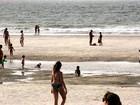 Nove pontos da orla de São Luís estão próprios para banho, diz Sema