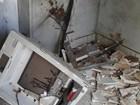 Ladrões explodem caixa eletrônico, mas fogem sem levar dinheiro, diz PM