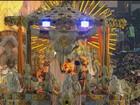 Vila Isabel abre 2º dia de desfiles no Rio cantando Pernambuco
