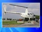 Polícia segue buscas por helicóptero e 'papai noel' que rendeu piloto