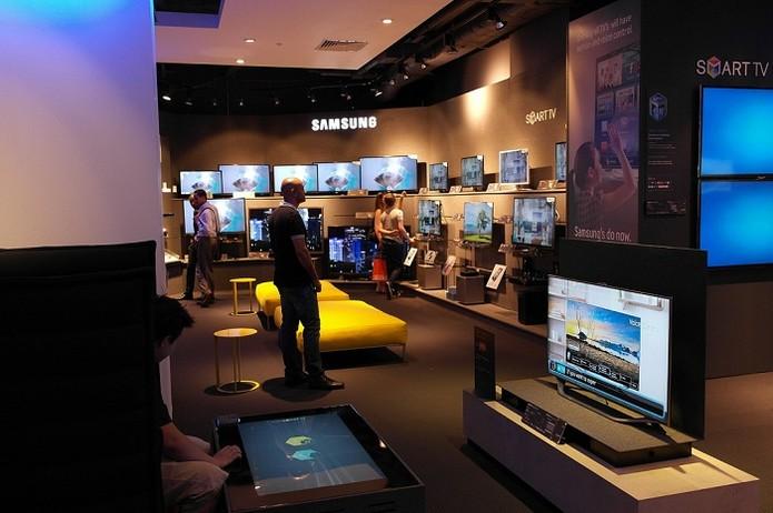 Pesquisadores encontram brechas em plataformas de Smart TVs (Foto: Reprodução/SamsungTomorrow)