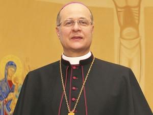 Monsenhor Darci Nicioli será ordenado bispo na tarde deste domingo (3) em Aparecida. (Foto: Divulgação/Santuário Nacional)