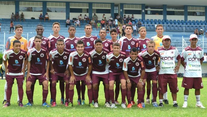 48b164adc2 Desportiva Ferroviária leva os títulos no Sub-15 e 17 da Copa Espírito  Santo (