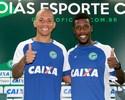 Apresentados, Toró e Paulinho miram a conquista do acesso pelo Goiás