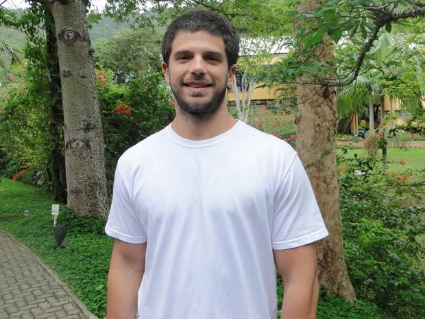 Duda Nagle interpretará o playboy Caíque em Salve Jorge (Foto: Salve Jorge / TV Globo)