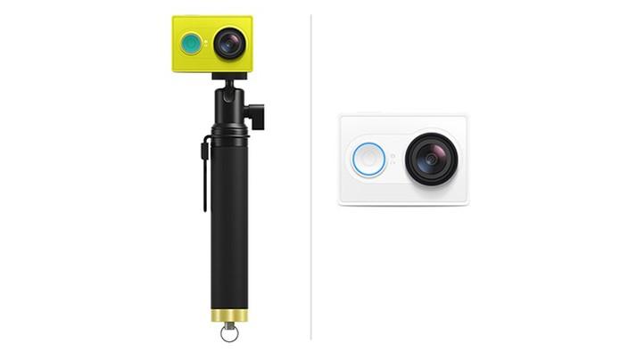Mi Pro Action Camera tem versão simples e kit para viajantes (Divulgação/Xiaomi)