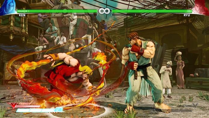 V-Trigger de Ken em Street Fighter 5 (Foto: Reprodução/Felipe Vinha) (Foto: V-Trigger de Ken em Street Fighter 5 (Foto: Reprodução/Felipe Vinha))