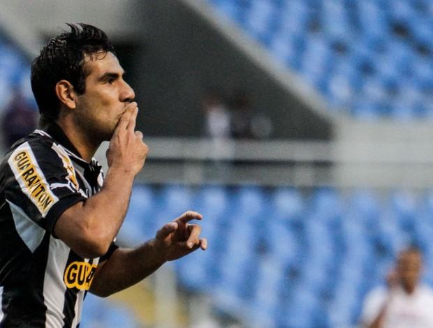 Herrera gol Botafogo (Foto: Rudy Trindade / Ag. Estado)