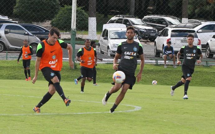 Cáceres Coritiba (Foto: Divulgação Coritiba)