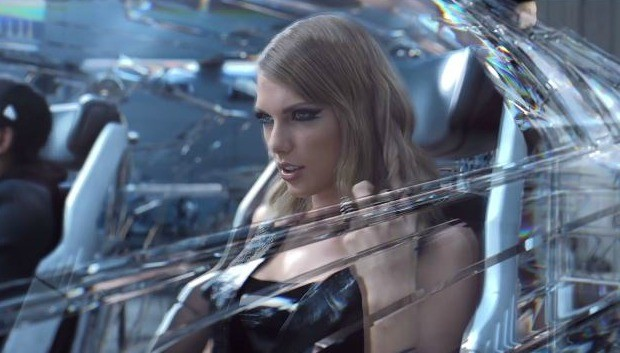 Taylor Swift Bad Blood 4 (Foto: Reproduo )