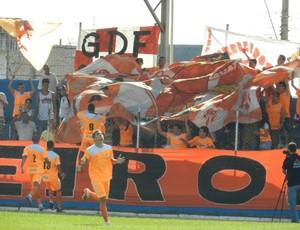 Atibaia Torcida (Foto: Mario Gonçalves/ Divulgação)